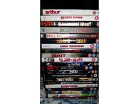 LOADS OF DVD'S