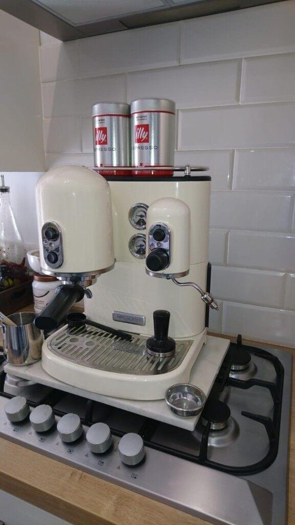 Kitchenaid Artisan Espresso Machine In Leigh On Sea Essex Gumtree