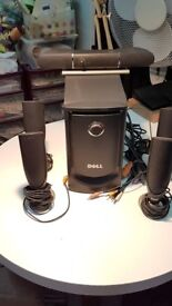 DELL Home Theatre 5.1 speaker system MMS 5650