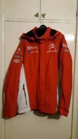 Genuine Citroen WRC Racing Lightweight Jacket