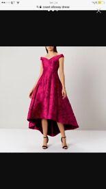 Coast dress size 8 Alloway high low
