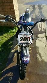 Pitbike 110cc stomp