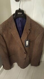 Gents M&S Tweed Jacket new with tags