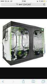 2x2x2 (m) Growroom growbox Grow box room tent