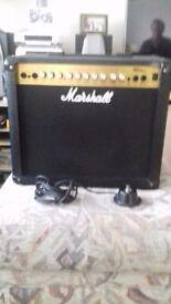 marshall 30w amp