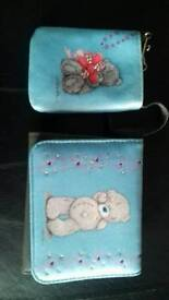 Me to you purse and mobile case