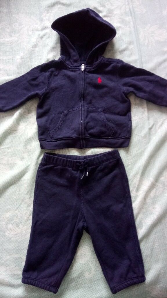 8d4b995a Baby boy tracksuit Ralph Lauren | in Sheffield, South Yorkshire ...