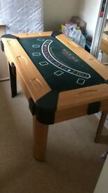 8-1 games table