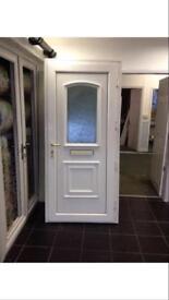 Uses upvc doors