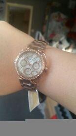 Mk watch brand new