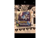 Like new 3DS pokemon moon game
