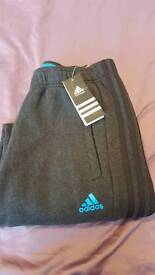 Adidas mens track bottoms