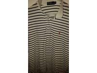 Genuine mens Ralph Lauren polo shirt