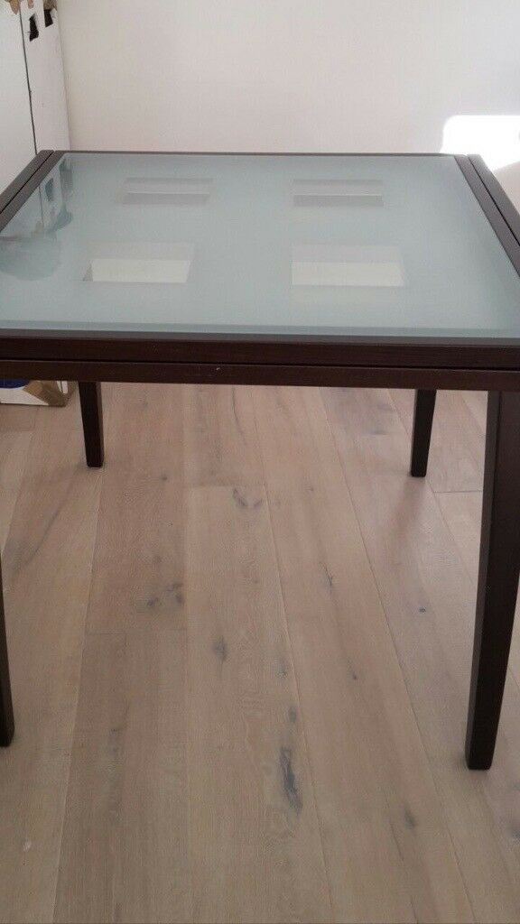 Calligaris Italian Designer Extendable Dining Table
