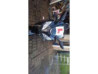 Yamazaki 50cc Motorcycle