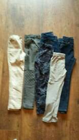 Girls clothes aged 7-8