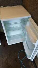 Zanussi under counter fridge