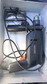 Black & Decker BD156 QUATTRO DIGITAL Electric Hammer Drill