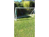 Goal posts for garden 8x 4