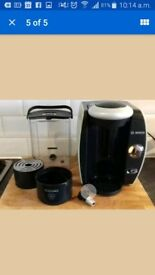 Bosch Tassimo Coffee Pod Drinks Machine (CTPM01)
