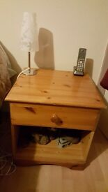 X2 matching bedside tables