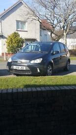 Ford c max full service history 2099