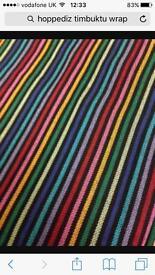 Size 6 woven wrap