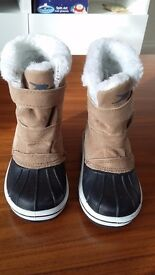 Boys/Girls snowboots