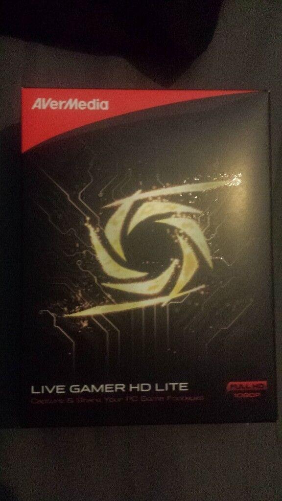 AverMedia Live Gamer HD Lite £40