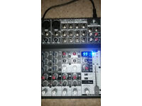 Behringer Mixer Xenyx 1002FX Premium Mixer - With power supply!