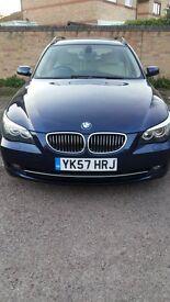 BMW 5 SERIES 3.0 525d SE Touring 5dr / FSH;Leather,Full Elec. Memory;