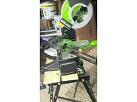 Fury 3 multipurpose sliding compound mitre saw