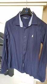 Ralph Lauren dark blue/navy shirt