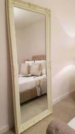 Full Length Ornate Mirror, Excellent condition