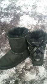 ugg boots and lelly kelly boots
