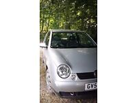 VW Lupo 2005, recent MOT, great condition, low mileage