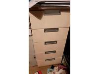 5 Drawer Bedroom Unit