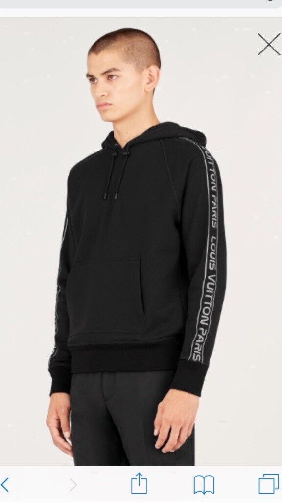 cfefeedcb3d Brand new 2019 Louis Vuitton gravity reflective hoodie   in Brighton, East  Sussex   Gumtree