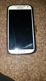 Samsung s4 16gb mint condition