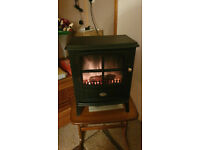 Dimplex Brayford Opti-flame Effect Electric Stove Heater Fire Place 2kW