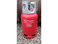 Empty Calor Lite Gas Bottle