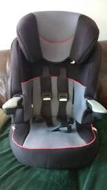 Universal 2-7 year old child car seat