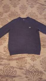 Genuine Mens Fred Perry Jumper