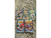 11 x SEA QUEST CHILDRENS BOOKS VGC IDEAL FOR 7+