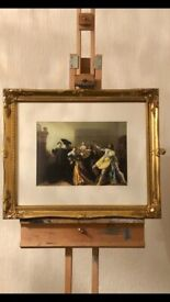 Caravaggio Framed Mounted High Quality Print / 60cmx50cm