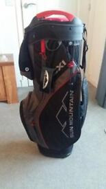 Band new Sun mountain cart bag