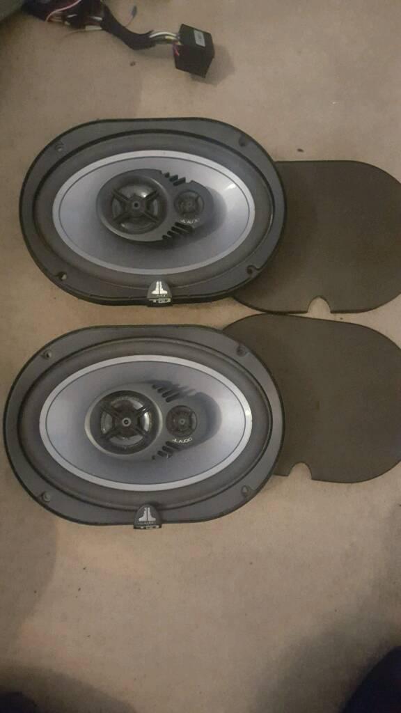 JL Audio 6x9 Speakers