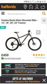 Vodoo bike