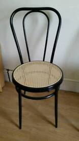 Chairs vintage /bistro chairs x 4