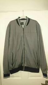 Zara Jacket - Mens UK Size Large/X-Large - Grey